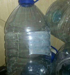 Тара. Бутылки 5 литров.
