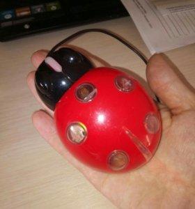 детская комьютерная мышь