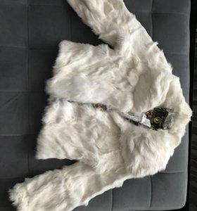 Шуба из кролика