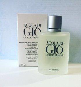 Тестер парфюма Acqua Di Gio Homme Giorgio