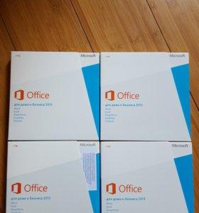 Office 2013 HB BOX 15 шт