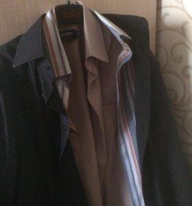 Рубашки 7 шт.