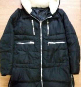 Куртка зимняя 46 раз.