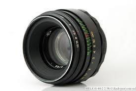 Продам объектив гелиос 44-2 на canon