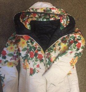 Двусторонняя куртка. Куртка.