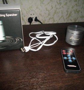 Мощная портативная MP3 колонка
