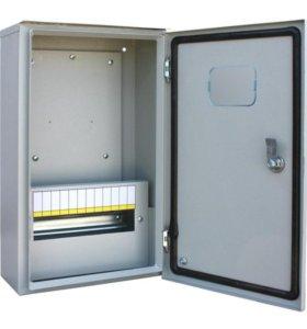 Щит учета металлический щру IP54 500*300*155