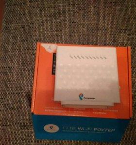 Wifi роутер + интерактивное ТВ