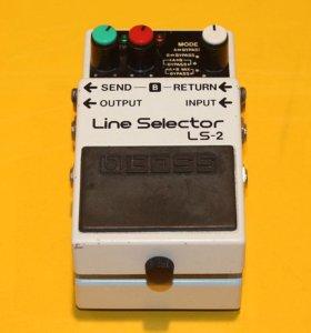 Селектор Boss LS-2