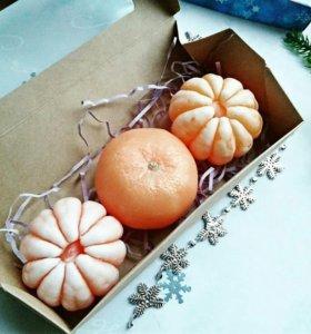 Подарочный набор мандаринок