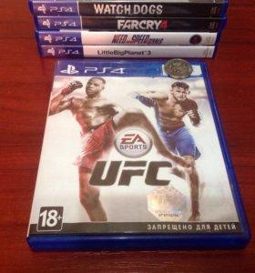 UFC(PS 4)