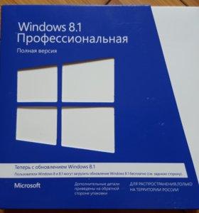 Microsoft Windows 8.1 Professional BOX