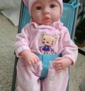Кукла + Коляска
