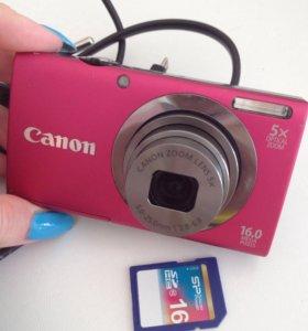 Фотоаппарат Canon PowerShot a2300 HD