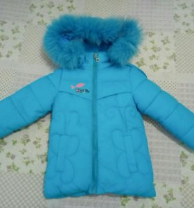 куртка зима 104 рр