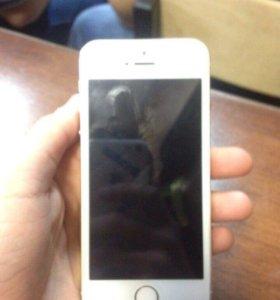 Продам айфон 5s gold