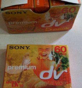 Кассета на мини камера SONY