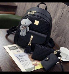 Новый женский рюкзак с доставкой по России
