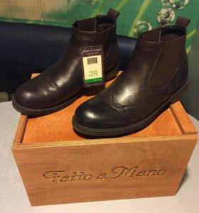 Зимние ботинки 42 размера