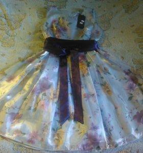 Выпускное/ праздничное платье