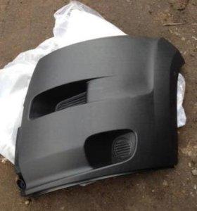 #Бампер передний R Пежо Боксер 3 Фиат Дукато 250