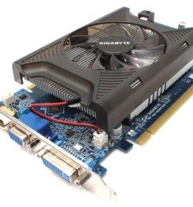 Игровая видеокарта gigabyte gv-n98tgr-512i