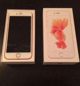 IPhone 6s Rose Gold 16Gb IOS 11.2