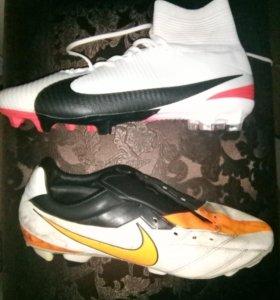 Nike Mercurial & Nike T90