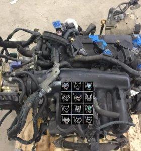 Двигатель Nissan QR20DE 4WD QR20