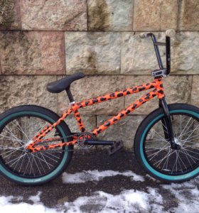 Велосипед Bmx бмх custom