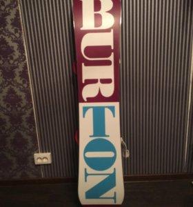 Сноуборд Burton flying-v