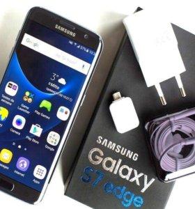 Новые. Samsung Galaxy S7 Edge
