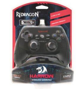 Беспроводной геймпад Harrow USB Xinput-PS3