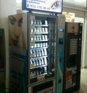 Линзомат (автомат по продаже контактных линз)