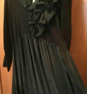 Платье нарядное вечернее 52 54 56
