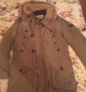Зимняя куртка мужская XL