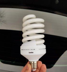 Лампа спираль 45вт е27 6400К