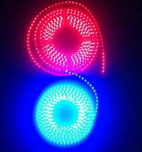 Светодиодные ленты бокового свечения