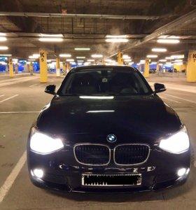 BMW 1 2012г. F20