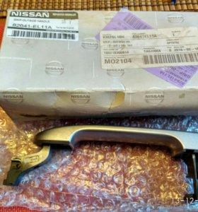 Ручка двери Nissan Tiida пер.левая