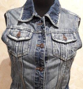 Жилет джинсовый Orsay
