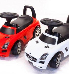 Машинка, толокар, каталка Mercedes Benz SLS AMG