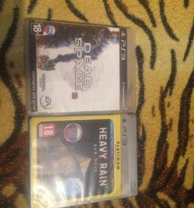 Игры на Sony PS3