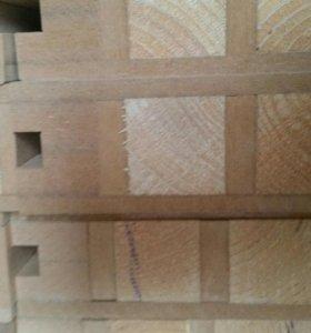 Стоевые (царги) для изготовления дверных полотен