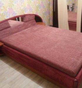 Кровать-тахта.