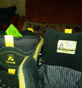 Зимние ботинки Kamik