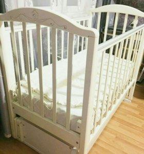 Детская кровать Можга Красная звезда