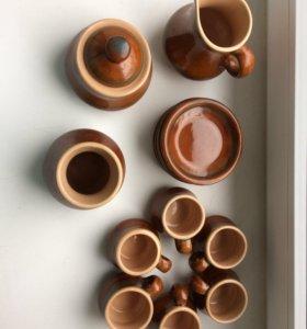 Кофейный набор 15 предметов
