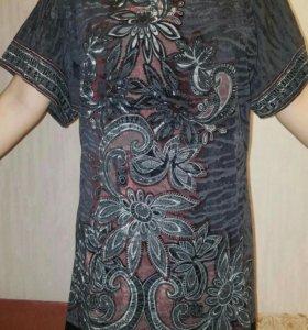 Платье туника р.48-50