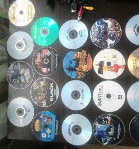 Комплект PS2